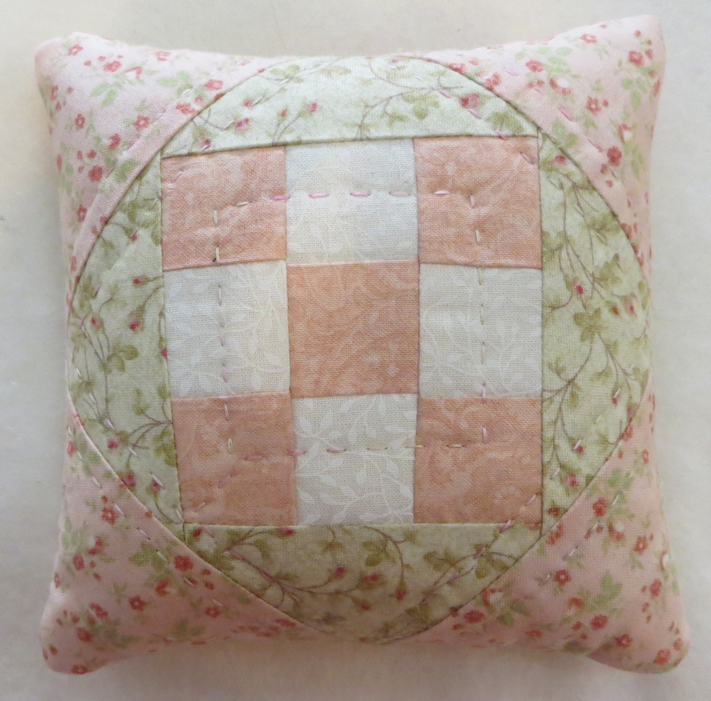 Vintage Pincushion by Janine