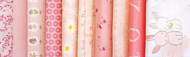 Color Master Fat Quarter Box - Rose Parfait Edition - 10 pcs