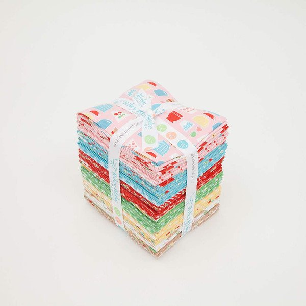 Bake Sale Fat Quarter Bundle 33 pieces