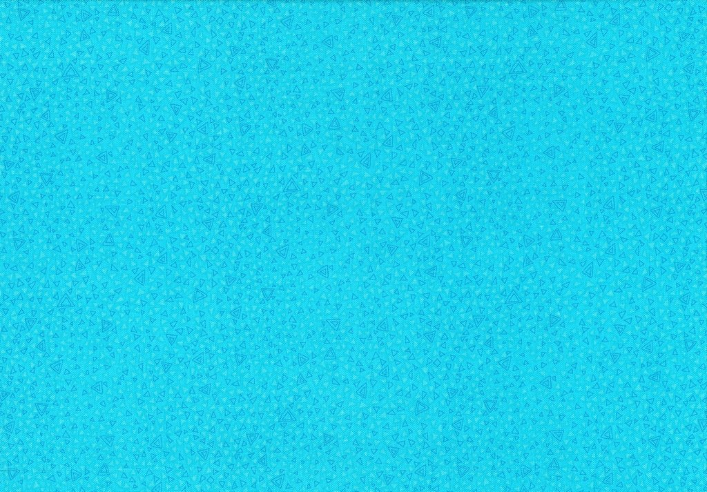 Hopscotch - Triangle Symphony - Aqua