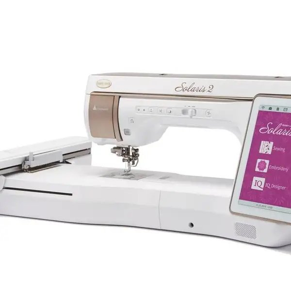 Baby Lock Solaris II Embroidery and Sewing Machine - BLSA2