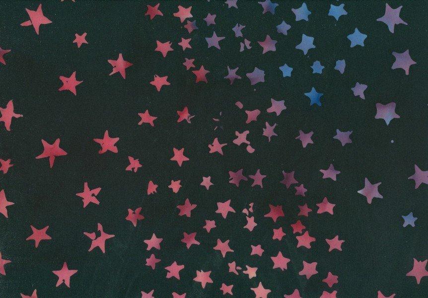 Bandana - Stars - Black
