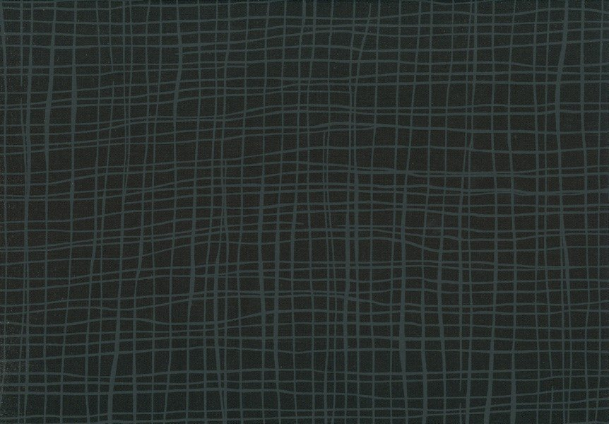 Pen and Ink - Plaid Texture - Jet