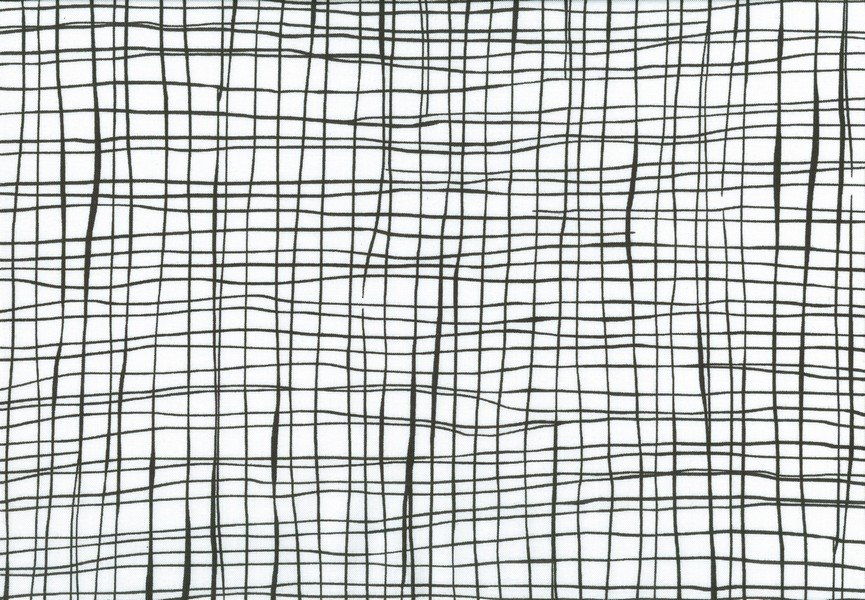 Pen and Ink - Plaid Texture - Pepper