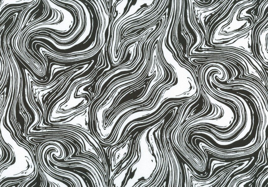 Pen and Ink 3 - Wave - Pepper
