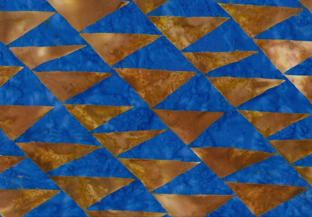 Artisan Batik - Flags - Brown