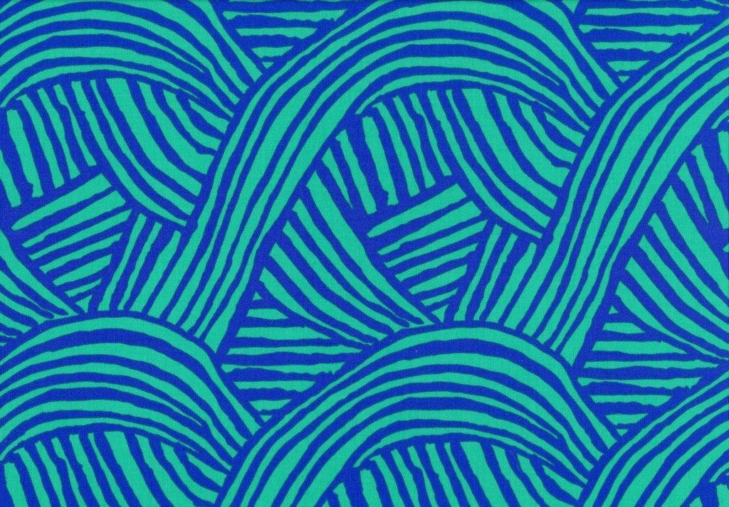 Artisan - Raked - Cobalt