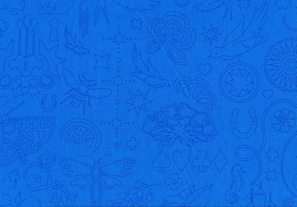 Sun Prints 2020 - Embroidery - Hydrangea