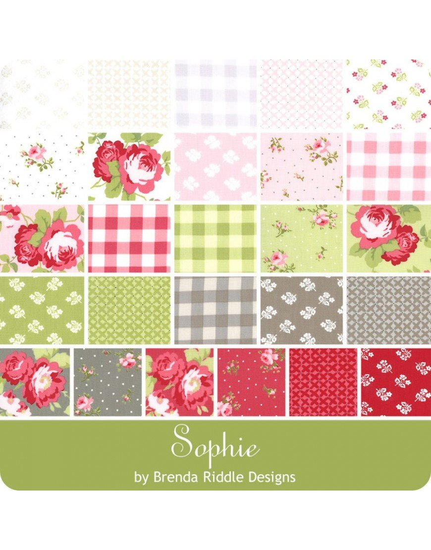Sophie - Jelly Roll® (40 pieces) - Multi