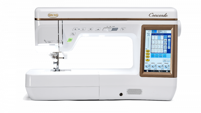 Baby Lock Crescendo Sewing Machine BLCR