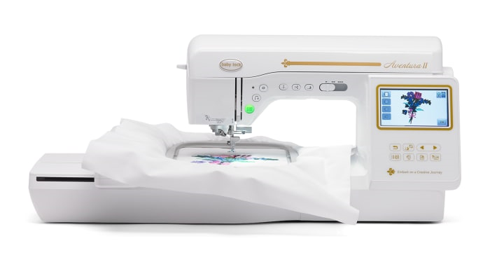 BLMAV2 Aventura II Sewing and Embroidery Machine