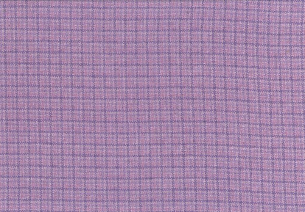 Sew Sweet - Primo Plaid Flannel - Plaid - Purple