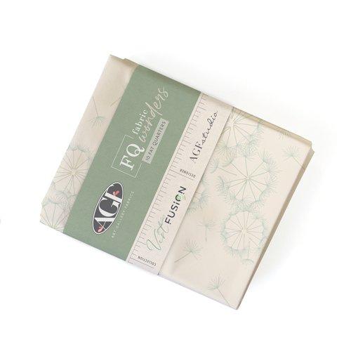 Vert Fusion - FQ Fabric Wonders (10 pieces) - Cream
