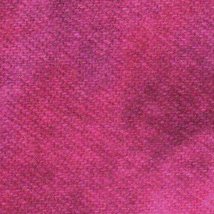 WoolyLady - 100% Wool Fat Eighth - Fuchsia