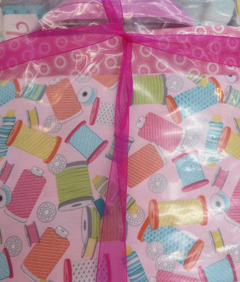 Little Poppins Bag KIT - Pink