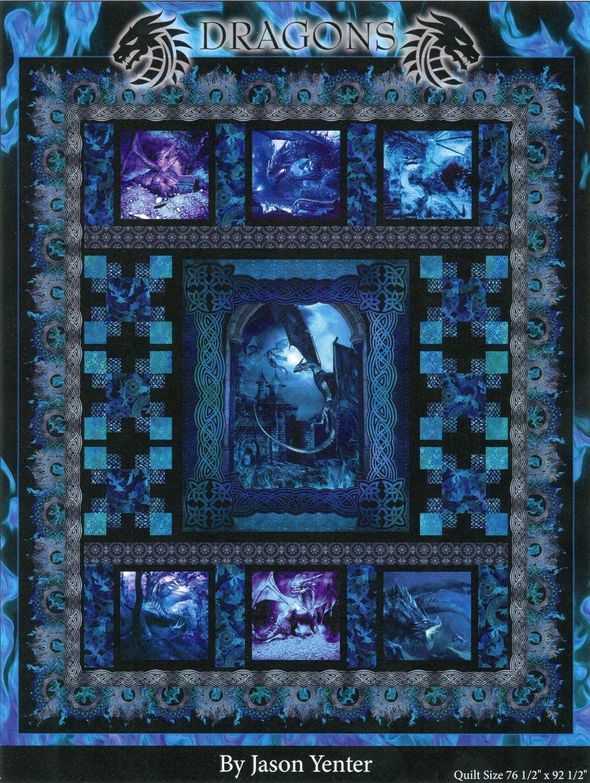 Dragons - Kit - Blue Fury