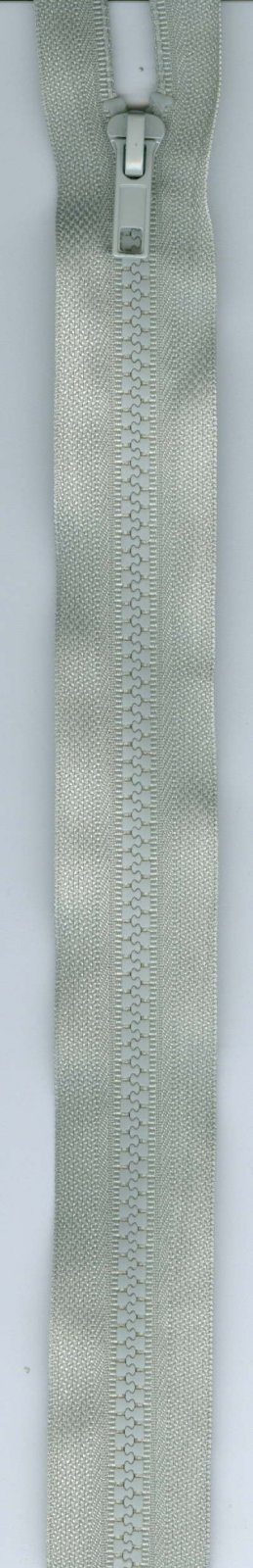 16 Separating Zipper #5 - Gray