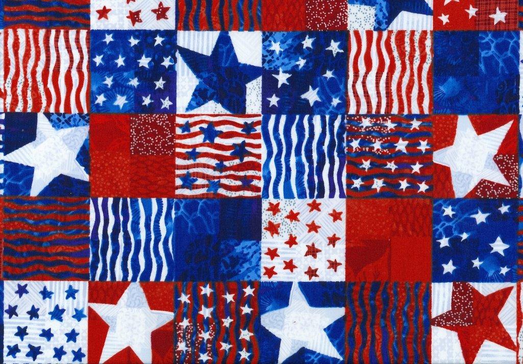 Patriotic Palette - N3426-159 Americana