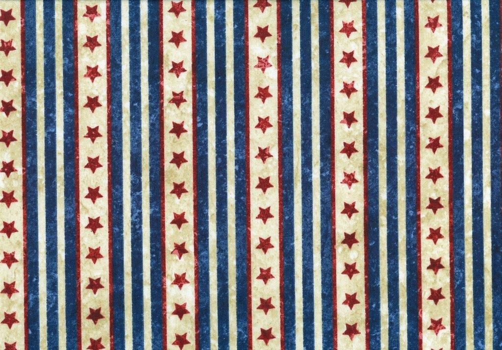 Stars & Stripes - 20161-49 - Navy