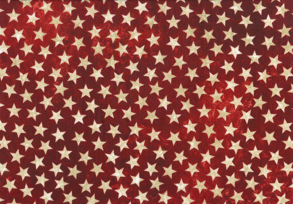 Stars & Stripes - 39101-24 - Red