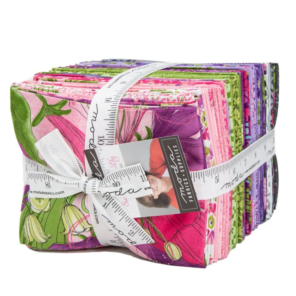 Sweet Pea & Lily Fat Quarter Bundle