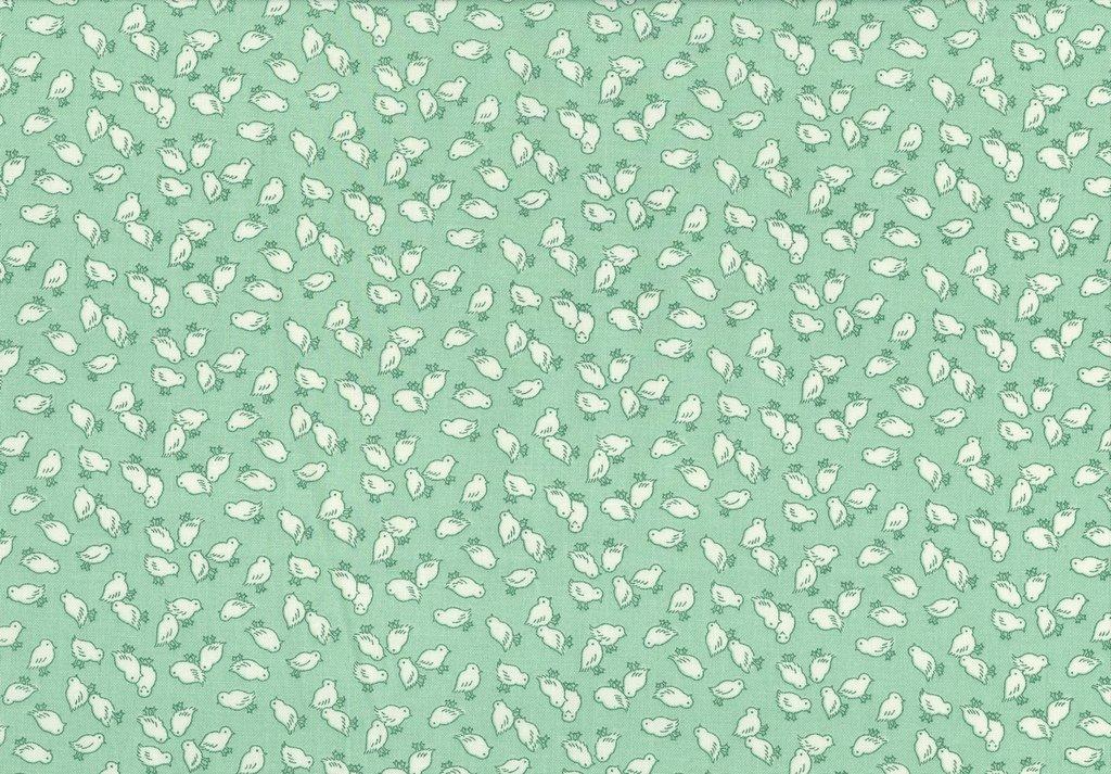 Nana Mae II - Chicks - Green
