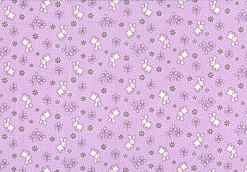 Nana Mae II - Bunny Toss - Lavender