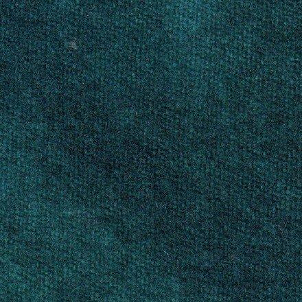 WoolyLady - 100% Wool Fat Eighth - Teal
