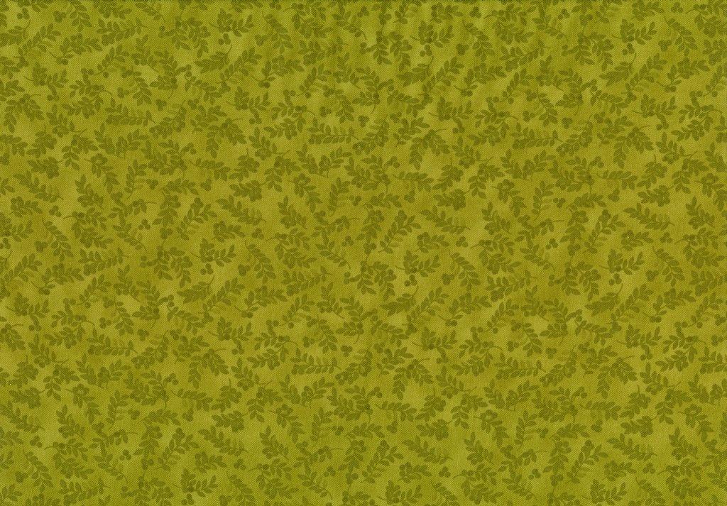 Harvest Berry - Leaves - Green
