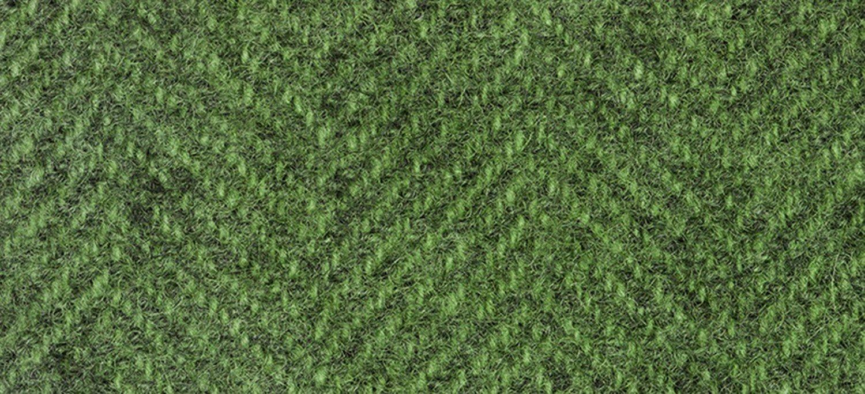 Wool Fat Eighth 1277HB Collards Herringbone 13in x 16in