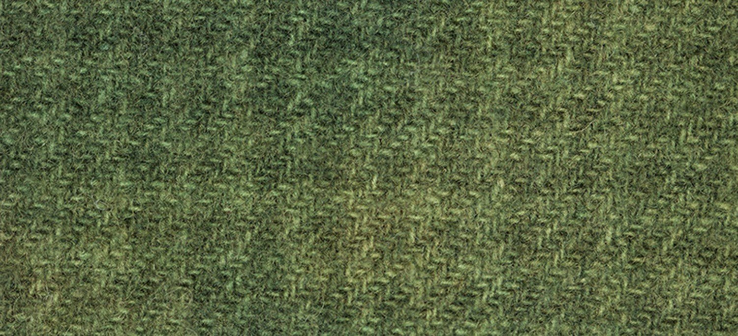Wool Fat Eighth 2158 HT Juniper Houndstooth 13in x 16in