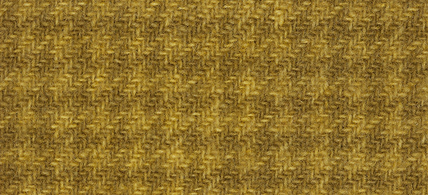 Wool Fat Eighth 2219 HT Whiskey Houndstooth 13in x 16in