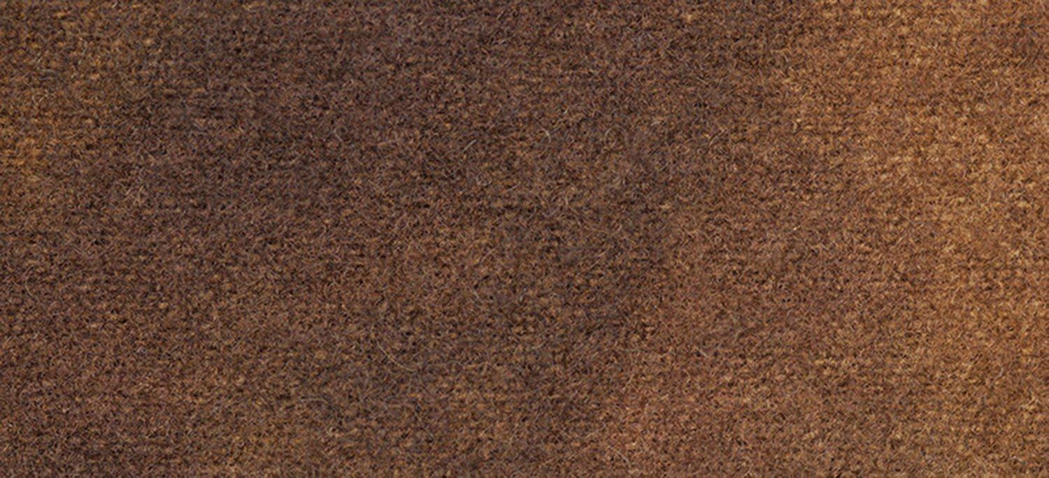 Wool Fat Eighth 1269 Chestnut Solid 13in x 16in