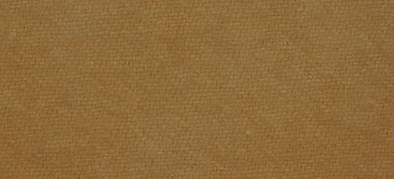 Wool Fat Eighth Solid Orange Sherbert 13in x 16in