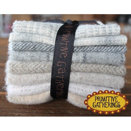 Primitive Gatherings - Wool Bundle (Medium) - Sheep Texture