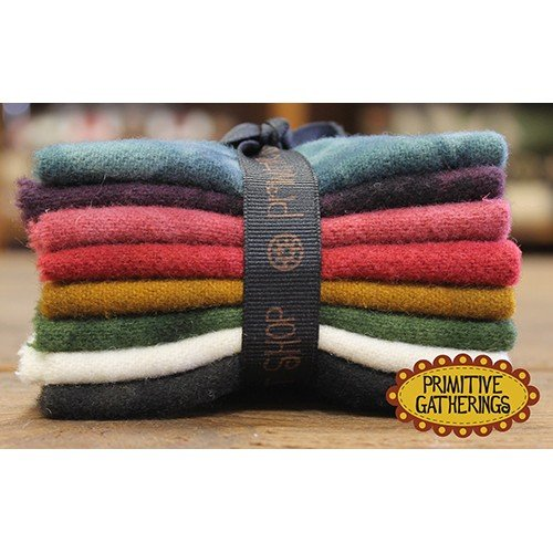 Primitive Gatherings - Wool Bundle (Medium) - Popular 1