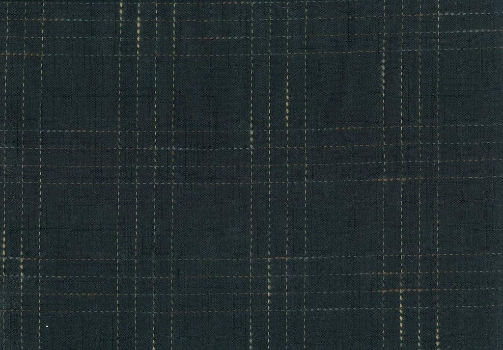 European Taupe XIII Yarn Dyed - Striking Plaid - Black