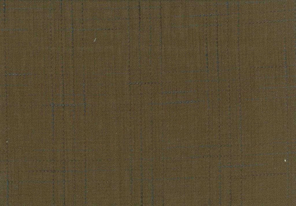 European Taupe XIII Yarn Dyed - Striking Plaid - Brown