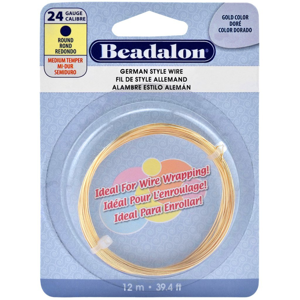 Beadalon Wire 24 gauge