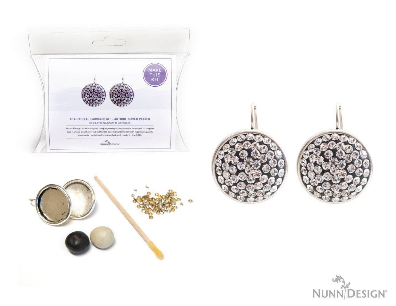 Traditional Earrings Kit