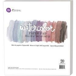 12 X 12 Watercolor Pad