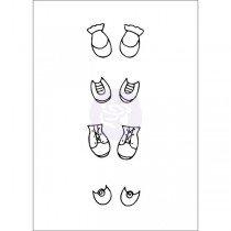 Baby Shoe Set