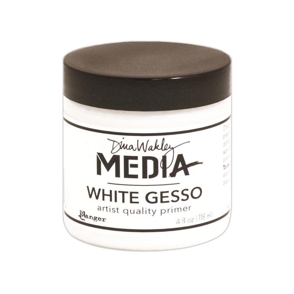 Ranger White Gesso 4 oz Jar