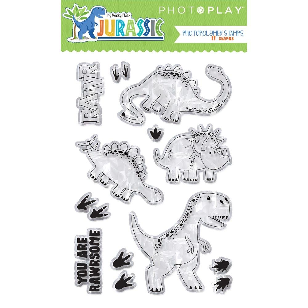 PhotoPlay Stamp - Jurassic