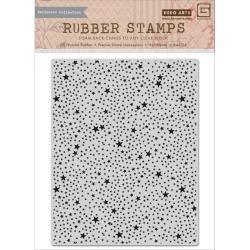 Tiny Star Background Stamp