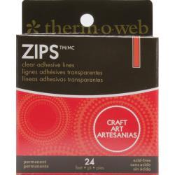 Zips 1/8 Lines