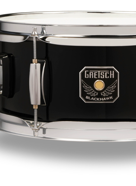 Gretsch Black Mini Snare 5.5 x 10