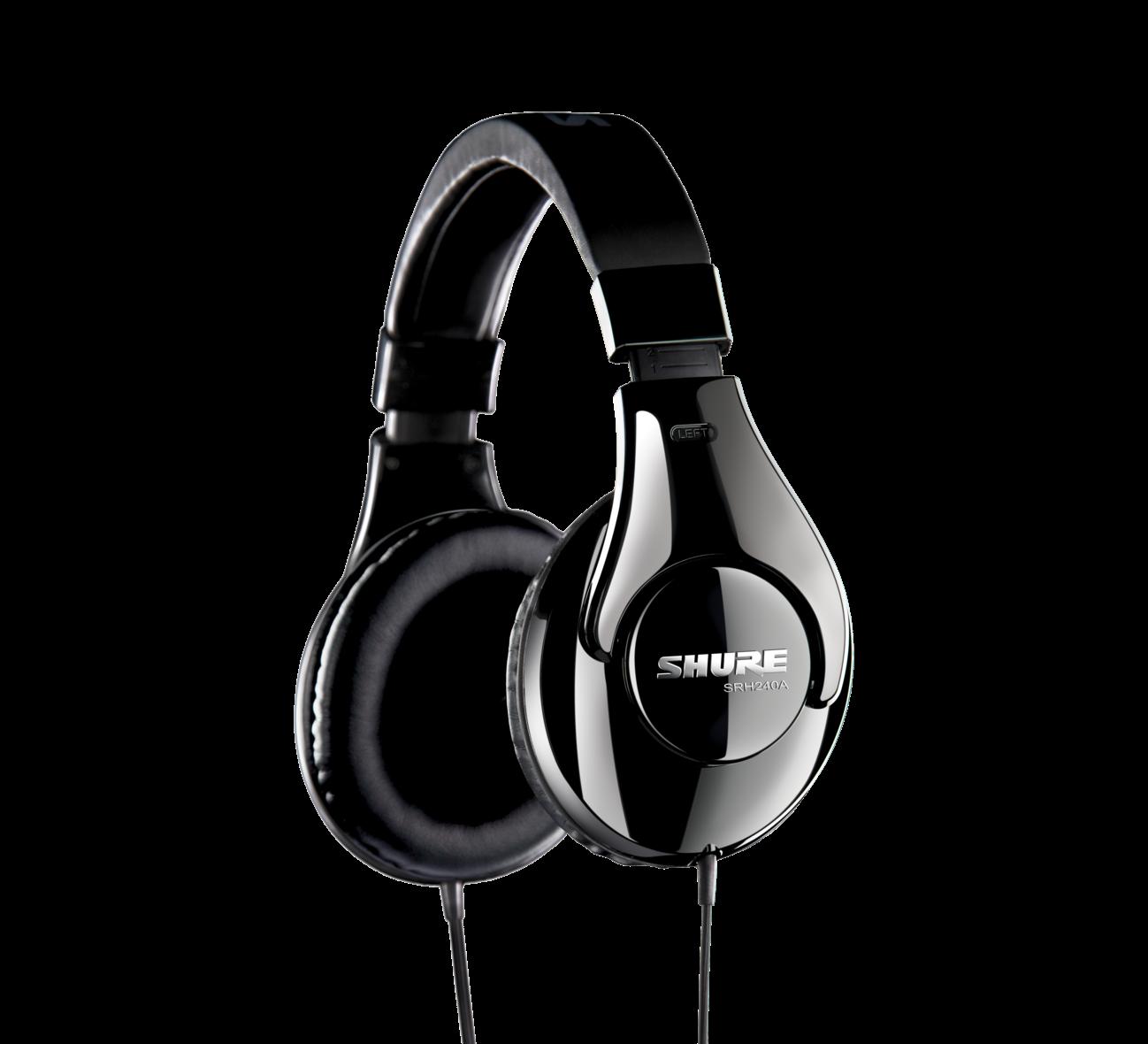 Shure - SRH240A Headphones