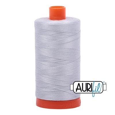 Aurifil Cotton Mako Thread 50wt - Dove