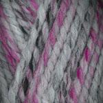 Encore Mega Colorspun: Pink Grey (7166)